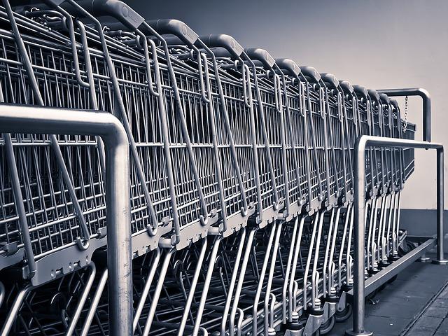 stanoviště vozíků