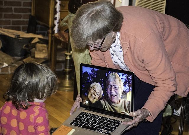 prarodiče a vnouče