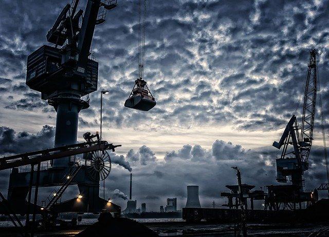 jeřáb harbour