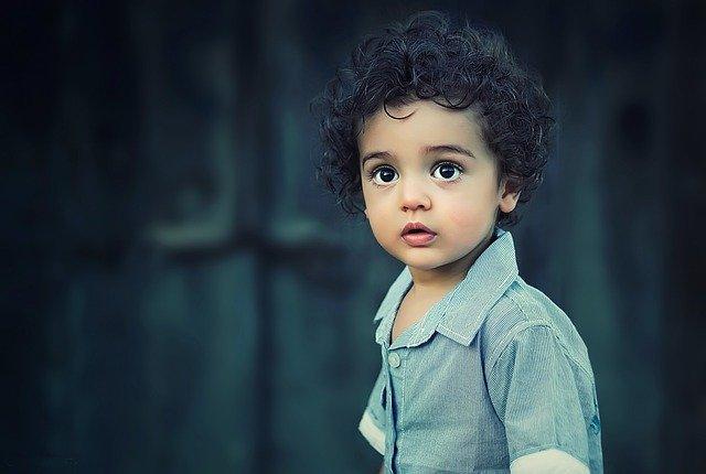 krásný chlapeček